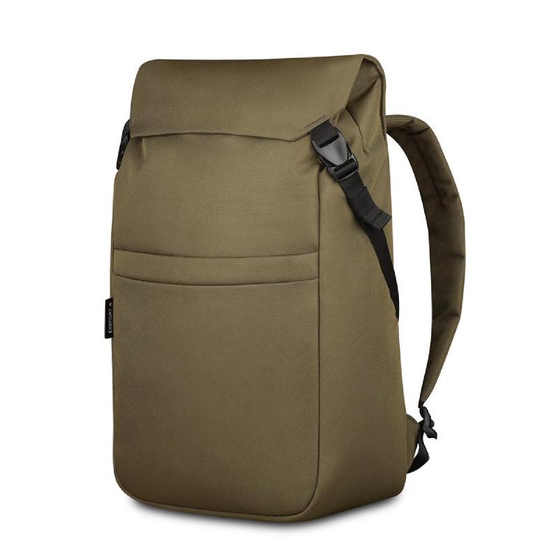 Exsport Aroomic Laptop Backpack - Olive