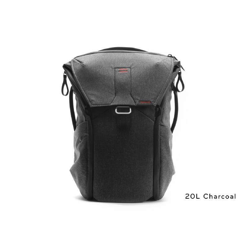 Peak Design BB-20-BL-1 Everyday Backpack 20L Charcoal