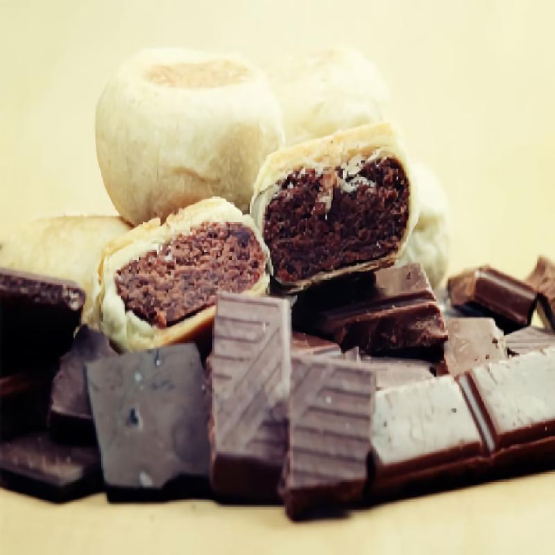 Bakpia Patuk 75 Coklat Isi 20 pcs