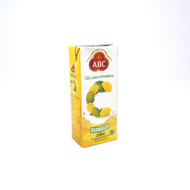 Abc Juice Mangga 250 Ml