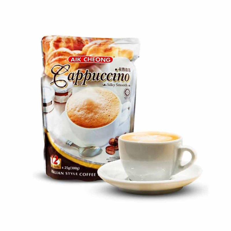 Aik Cheong Cappuccino Bag 12 X 25 Gr
