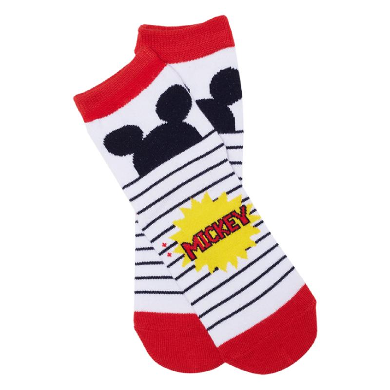 Mickey and Friends Sock Kids 2-4 Tahun NM8GA008