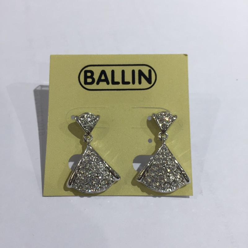 Ballin Women Earing YZ-E8443S Silver