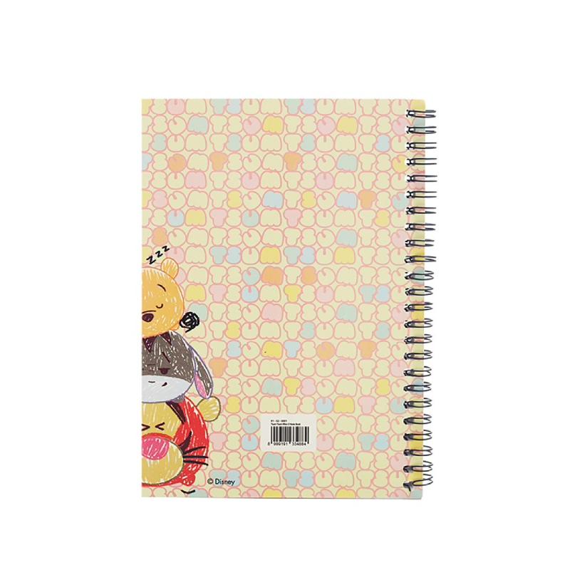 Disney Tsum Tsum Notebook - 3pcs