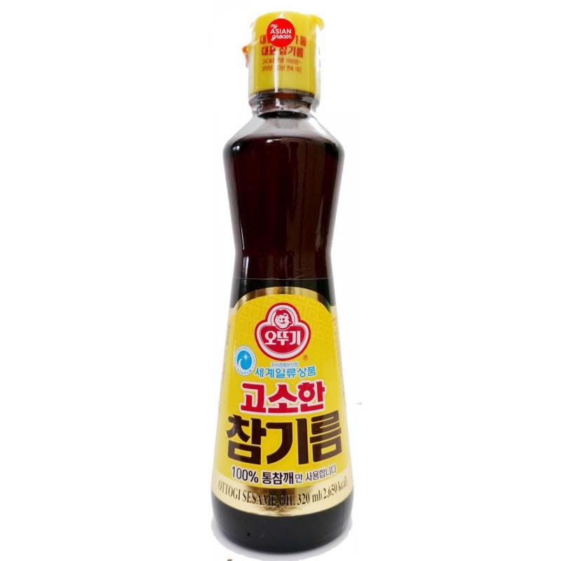Ottogi Sesame Oil 320 Ml