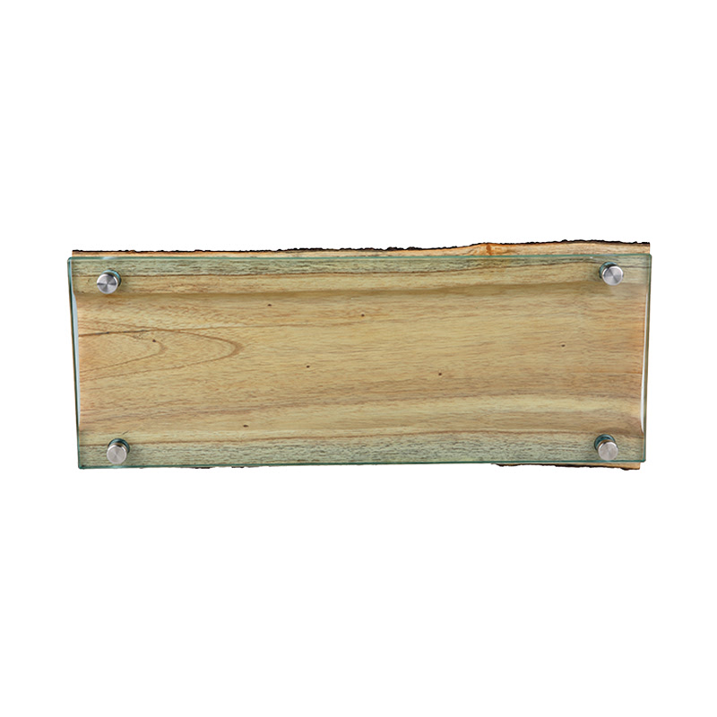Glass Display Unit Natural Log S