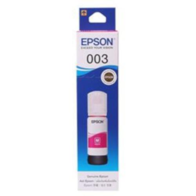 Epson INK BOTTLE 003 Dye ( M ) For L1110,L3110,L3150,L5190
