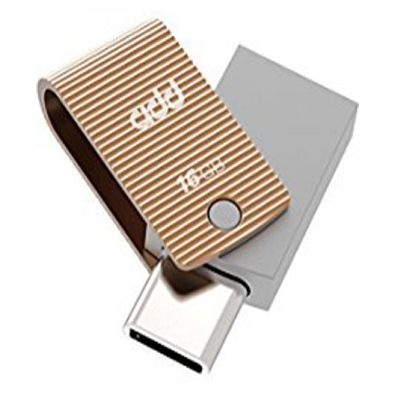 addlink OTG DUAL USB & TYPE C 16GB GOLD ad16GBT60R3 1905678