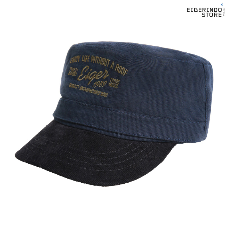 Eiger LS M. Walk Reversible Caps - Navy