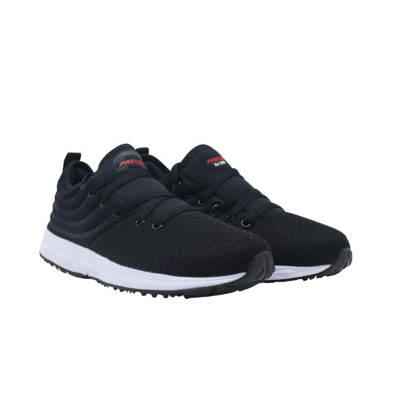 Precise Gipsy G Sepatu Remaja - Black White