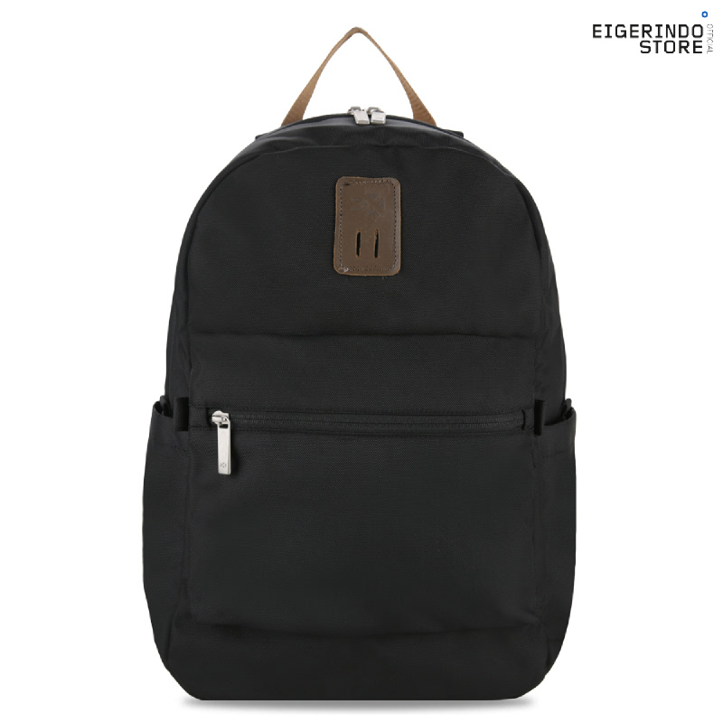 Exsport Bali's Heritage Backpack - Black