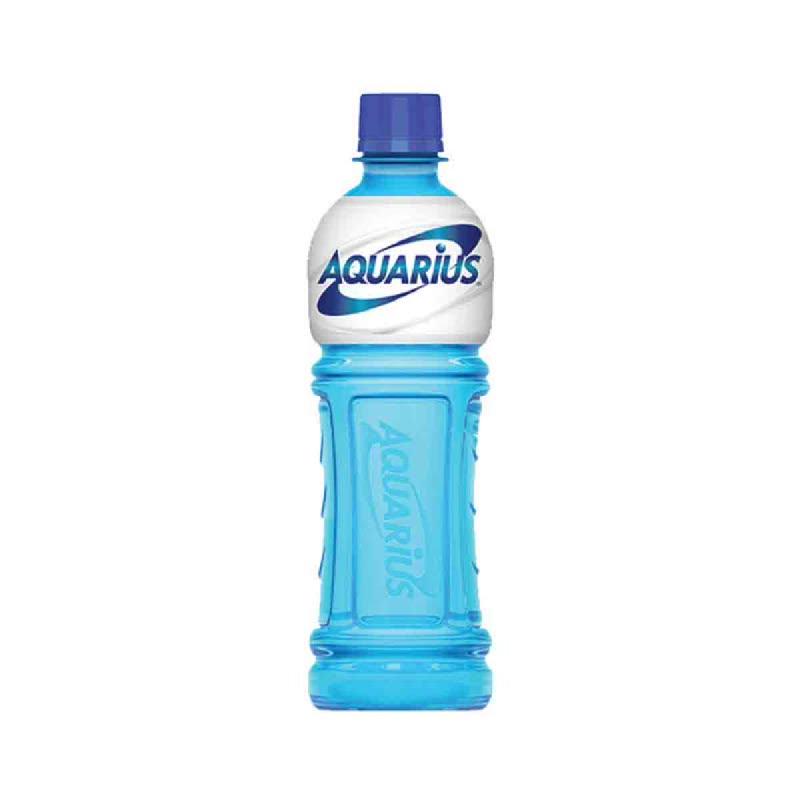 Aquarius  Air Minum Isotonik Botol 500 Ml