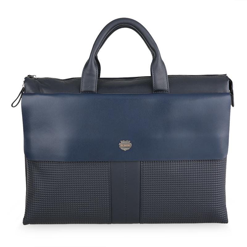Di Bazzato 7828-21 Messenger Bag Blue