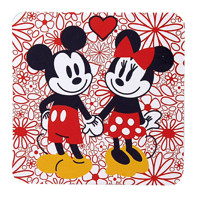 Mickey Mouse Together Forever Mini Card
