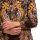 Batik Semar Kol Ctn Sekar Manunggal Shirt Brown