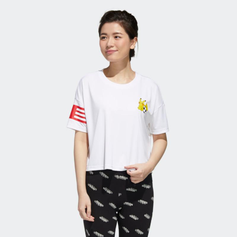 Adidas Pokémon Cropped Jersey GN3005
