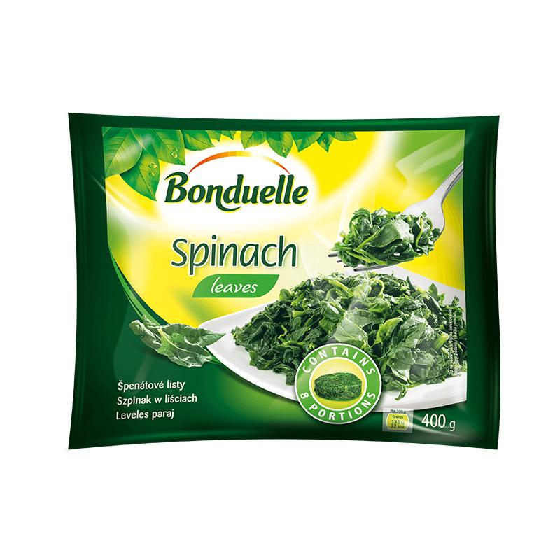 Bonduelle Leaf Spinach 400G