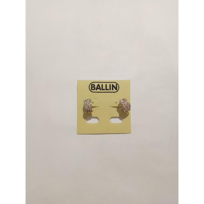 Ballin - Women Earring TM E162G Gold