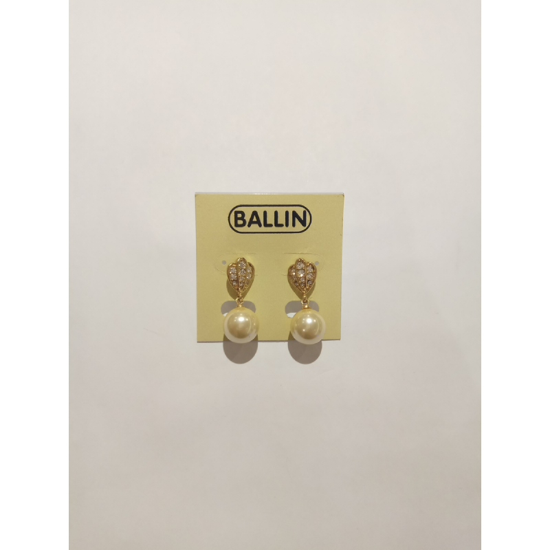 Ballin - Women Earring YZ E9819G Gold