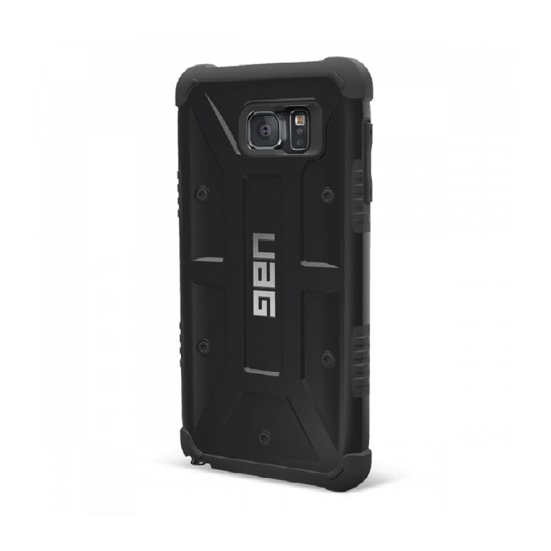 UAG Samsung Galaxy Note 5 Composite Case - Hitam,- Hitam
