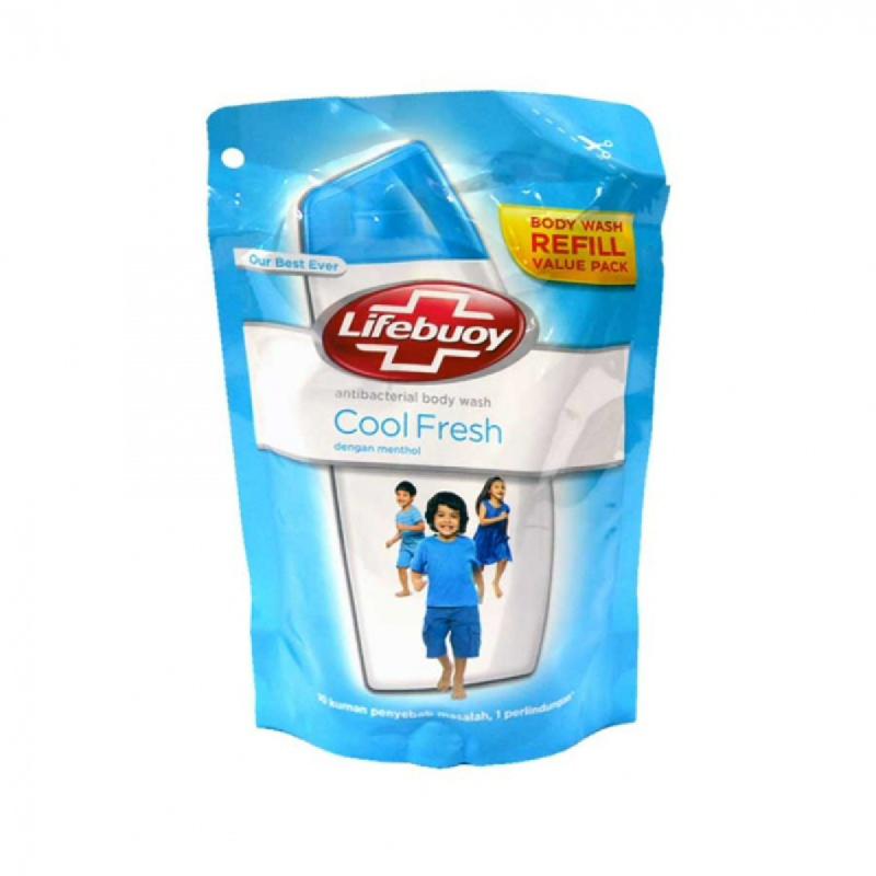Lifebuoy Body Wash Coolfresh Ref 250Ml