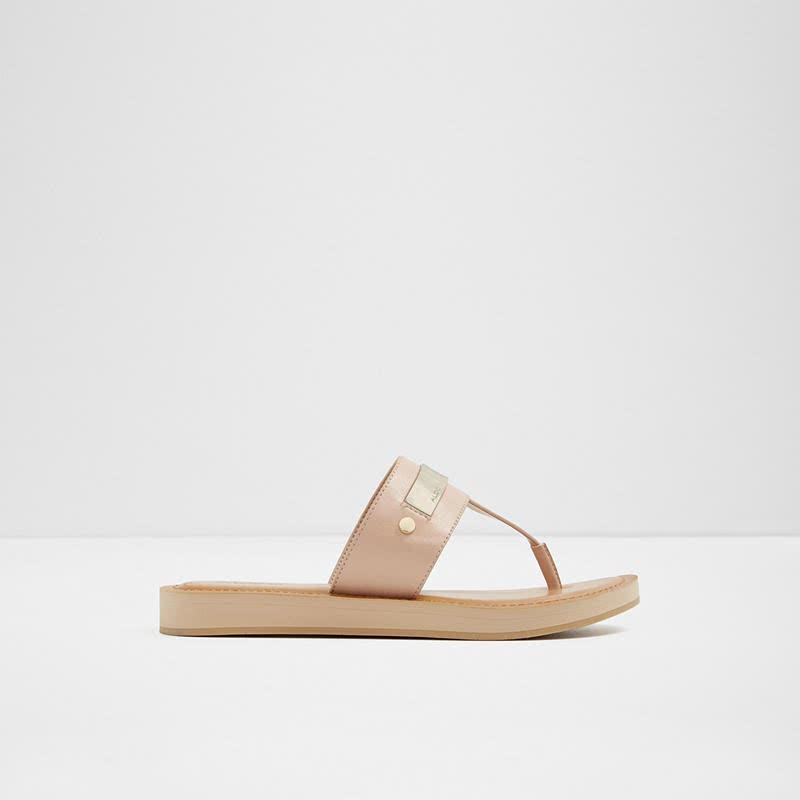 Aldo Ladies Sandals ETEDDA-34-966 Bone Multi