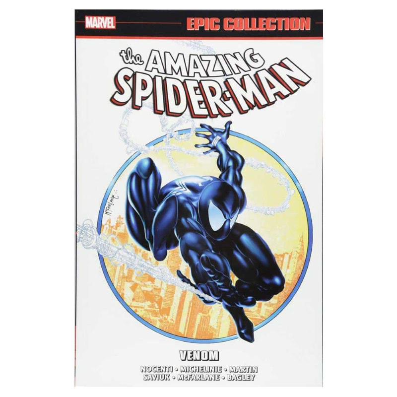 Amazing Spider-Man Epic Collection Vol. 18 (Venom)