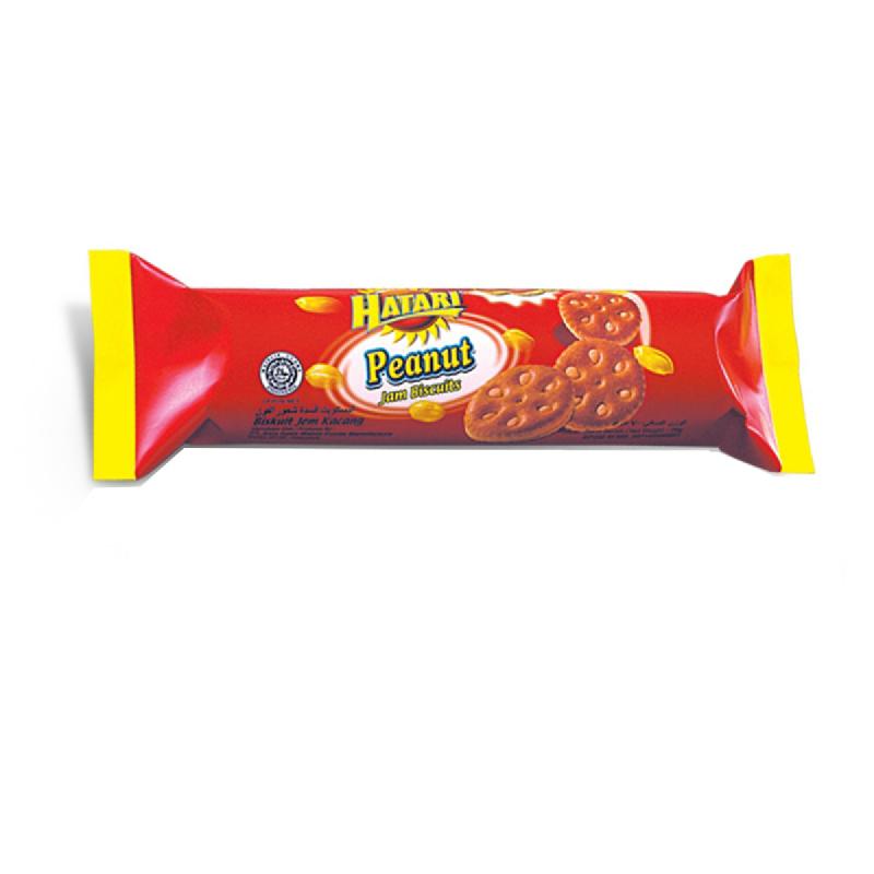 Hatari Peanut Jam 125G