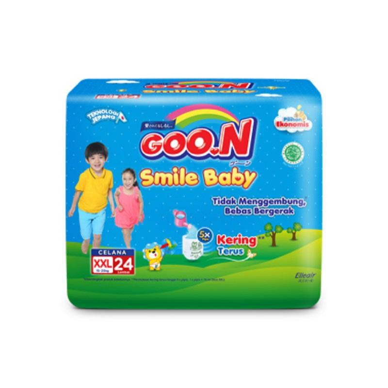 Goo.N Smile Baby Diaper Pants XXL 24S