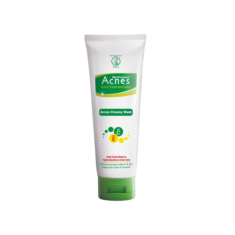 Acnes Creamy Wash 100 gr