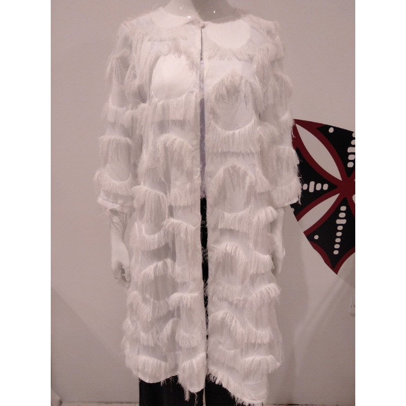 Astari Batik Outer White