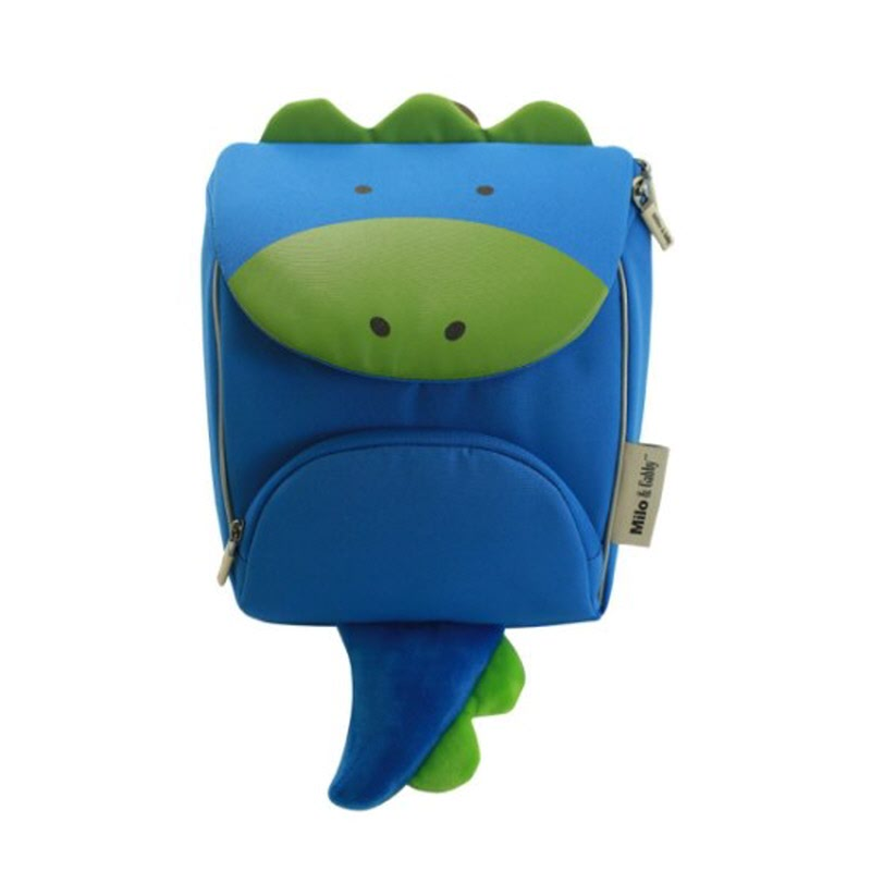 Animal Character Daysack (including strap) - Dylan the Dino