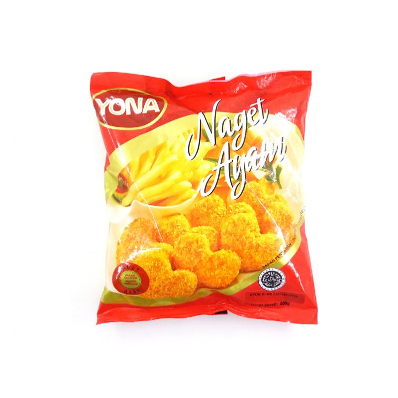 Yona Ayam Nugget bentuk hati 400 gr