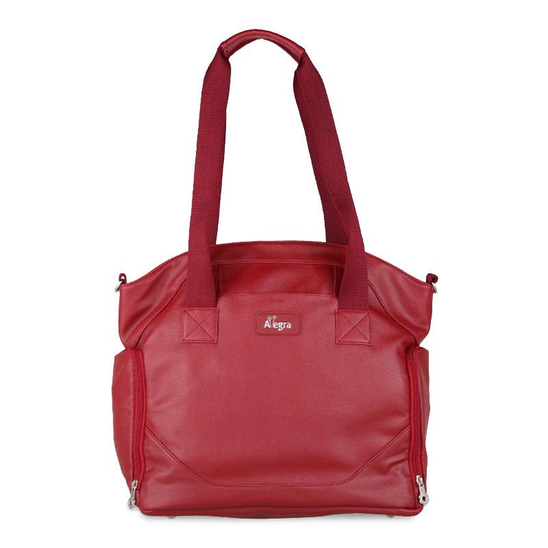 Allegra Rossa Cooler Diaper Sling Bag Red