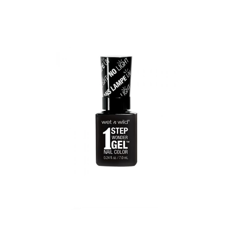 1 Step Wonder Gel Nail Color Power Outage