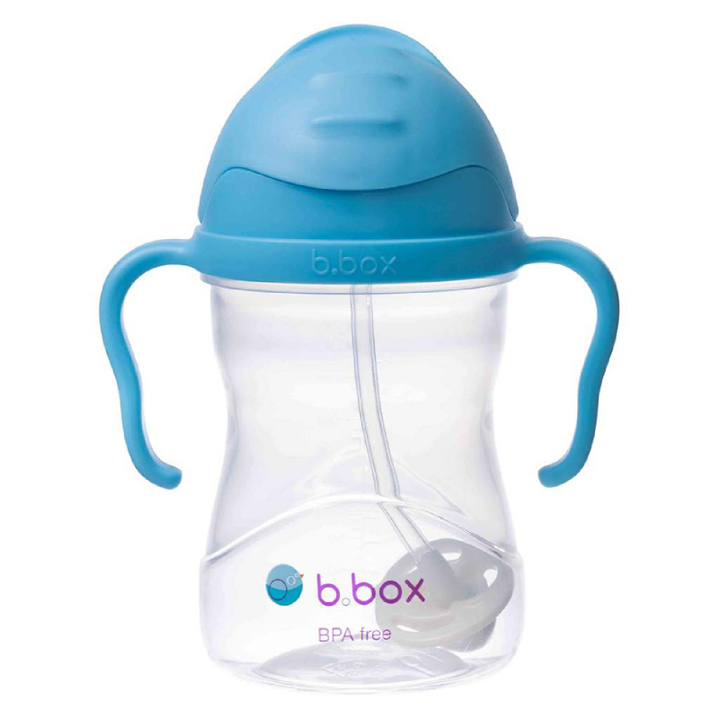 B Box Sippy Cup Blueberry