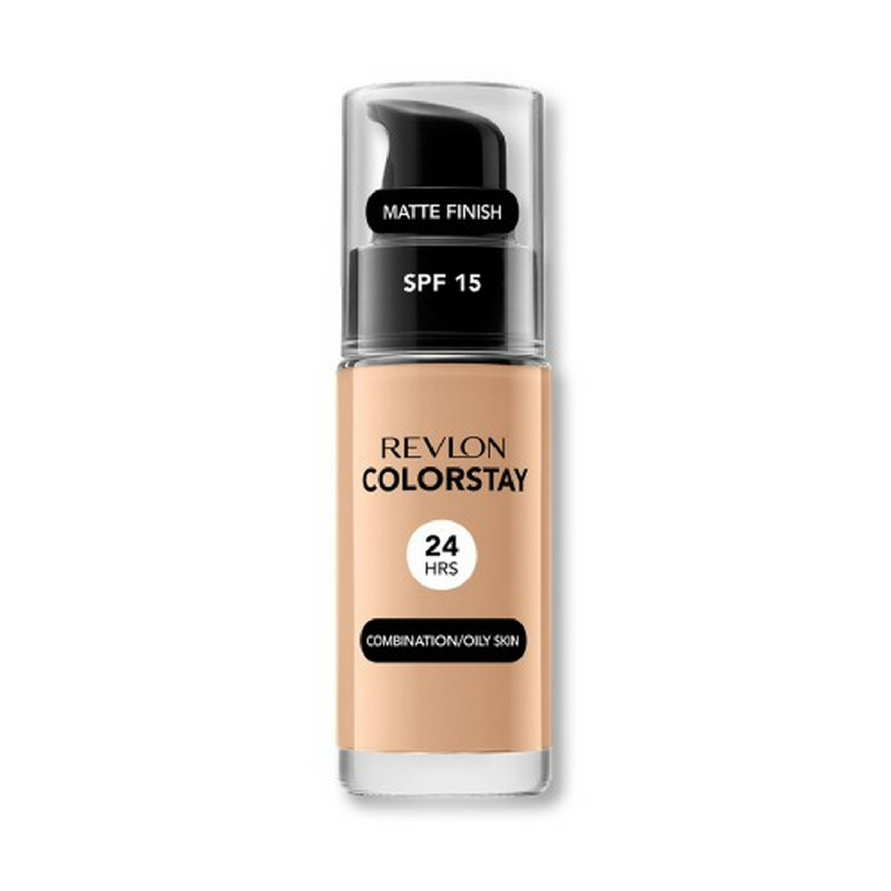 Revlon Colorstay Makeup Combination Oily Ivory With Pump