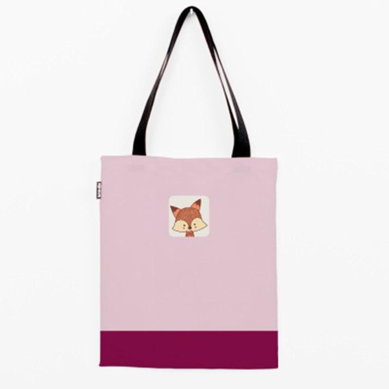 Artbox Kitty Character Eco Bag Kat0005