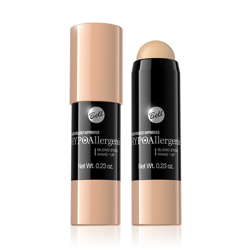 Bell Hypoallergenic Blend Stick Make-Up 03 Peach Natural