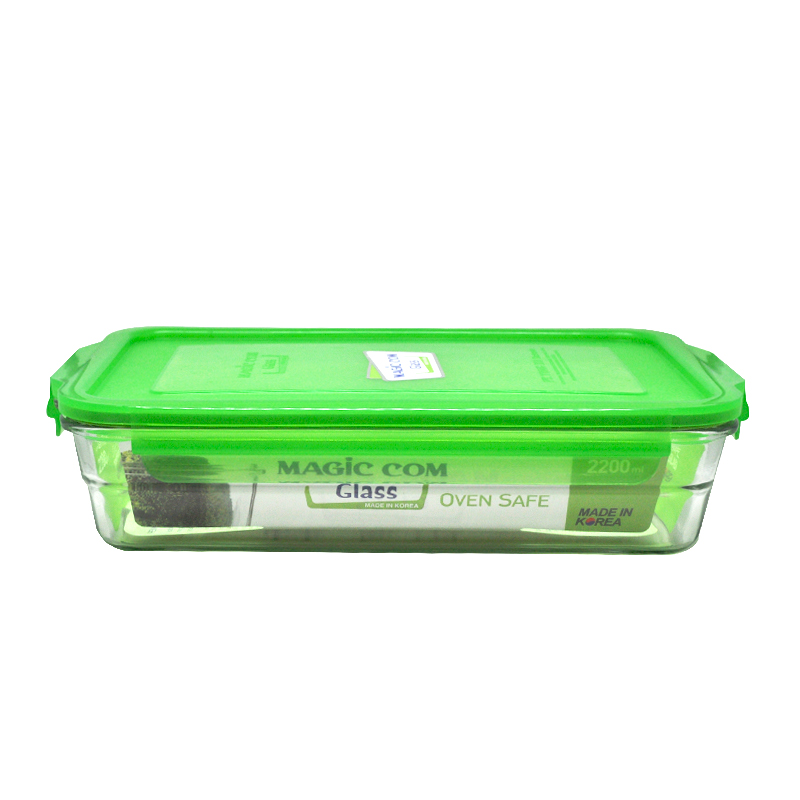 Yong Ma Magic Com Glass YMG 706 Green