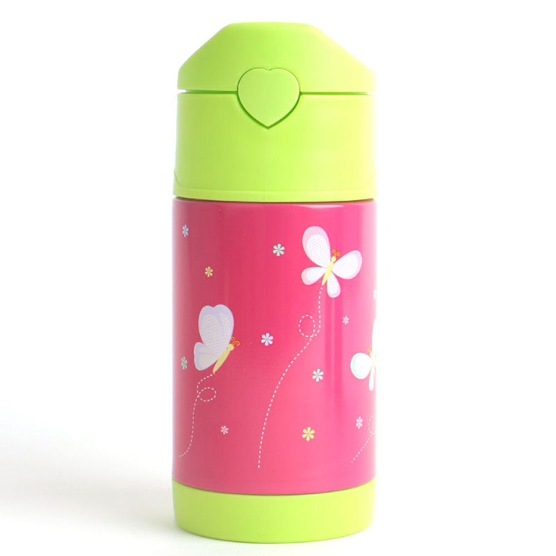 Stainless Water Bottle Butterfly