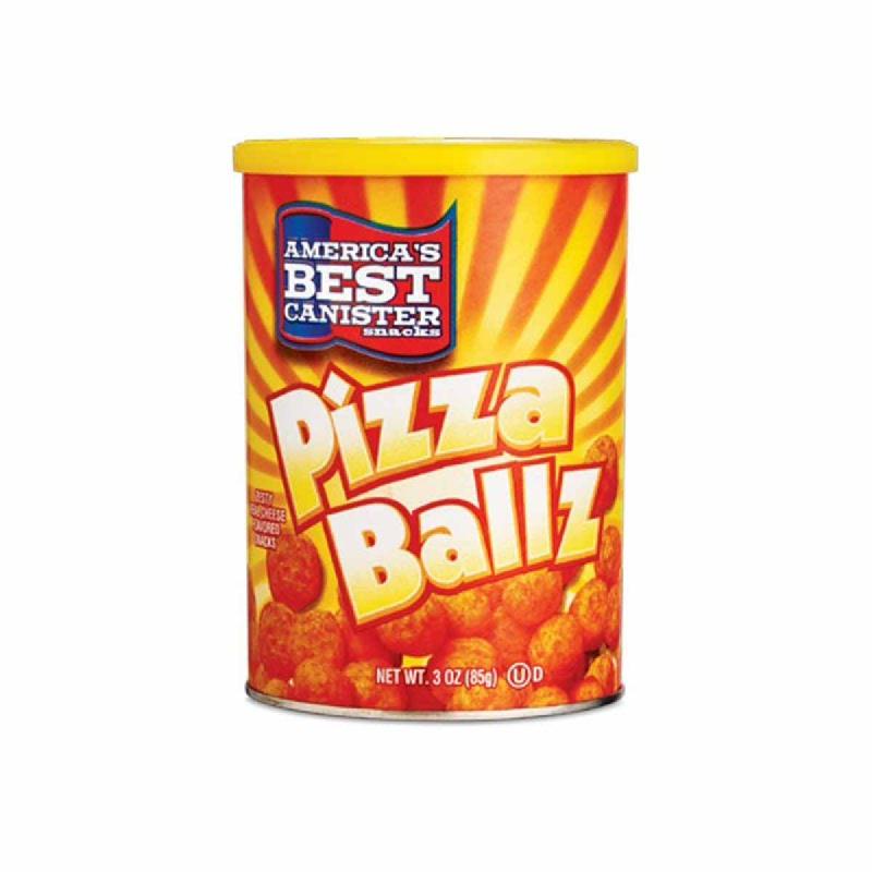 AmericaS Best Cannister Pizza Ballz 3Oz