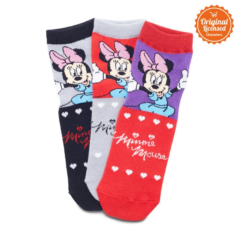 Mickey and Friends Sock Kids 5-8 Tahun NN6GN010