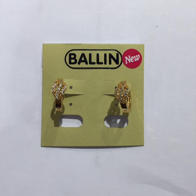 Ballin Women Earing FF-E0096G Gold