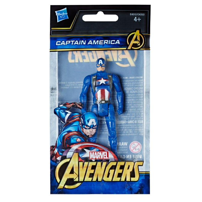 Avengers 3.75-Inch Value Figure - AVSE4353