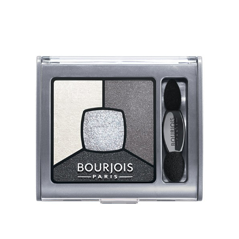 Bourjois Smoky Stories T01 Grey Night