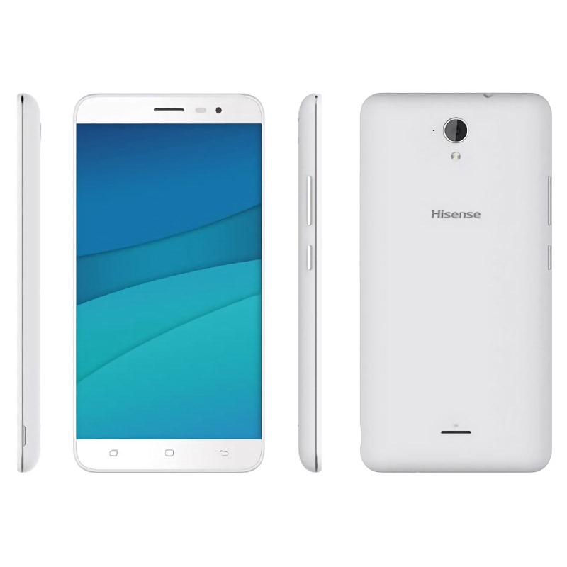 F20 Smartphone - Putih