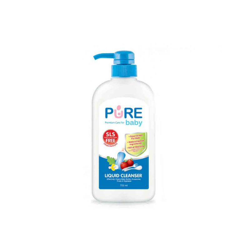 Pure Baby Bath Liquid Cleanser Botol 700 Ml