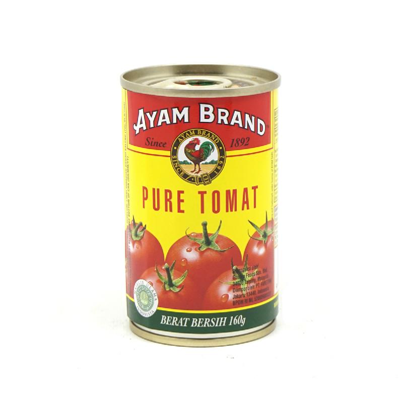 Ayam Brand Tomato Puree 160 Gr