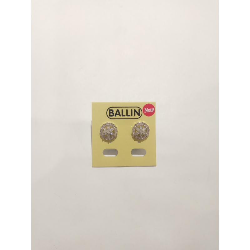 Ballin - Women Earring FF E0135S Silver